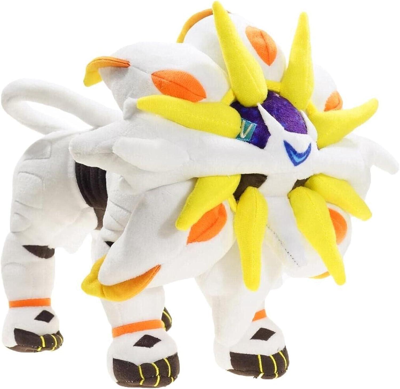 Max 85% OFF Pokemon Solgaleo Collectible Plush Dolls Sun Monster Anime trend rank
