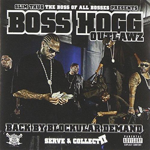 Back By Blockular Demand [Us Import] by Slim Thug Presents Boss Hogg Outlawz (2008-09-02)