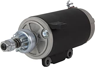 NEW STARTER MOTOR FITS 81-95 EVINRUDE MARINE OUTBOARD 90 90HP 385529, 389954, 585051 0139940, 0228940, 0246540 0246640, 1791620MO30SM, SM207021791640, 1791740 2070240 5704740 5953540