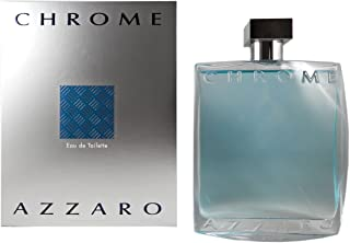 Azzaro Chrome Eau de Toilette - 200 ml