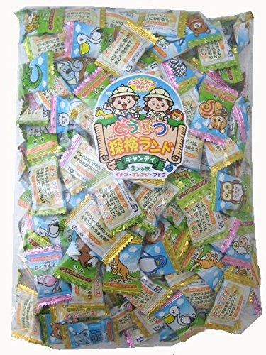 マルエ製菓 どうぶつ探検ランドキャンディ 1kg