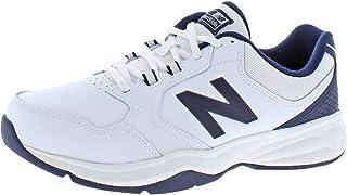 حذاء المشي الرجالي المريح 411v1 كوش+ من نيو بالانس