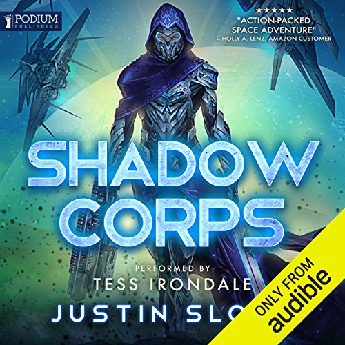 Couverture de Shadow Corps