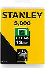 Stanley 1-TRA708-5T zszywki o dużej wytrzymałości 12 mm (5000 sztuk)