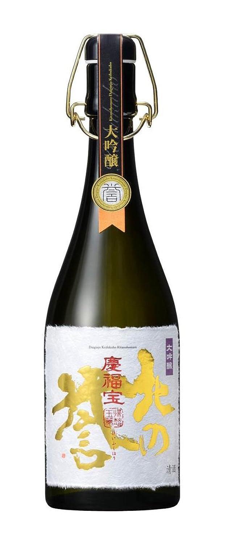 北の誉 大吟醸 慶福宝 [ 日本酒 北海道 720ml ]