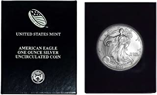 2000-P  **** PROOF SILVER EAGLE BOX /& COA **** L@@K AT PICTURES!!!!!