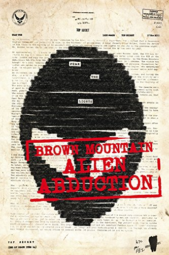 BROWN MOUNTAIN: ALIEN ABDUCTION [dt./OV]