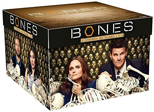 Bones-Intégrale des Saisons 1 à 9 [Édition Limitée]