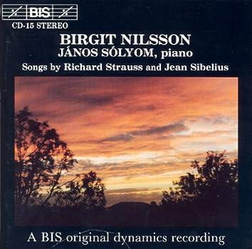 Strauss, R. / Sibelius: Songs