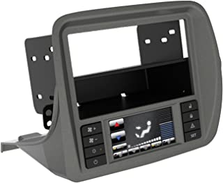 Scosche GM5201AB 2010-Up Chevrolet Camaro Double DIN/DIN with Pocket Install Dash Kit
