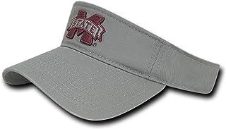 78345e04 BHFC University of Mississippi State MSSTATE Bulldogs Cotton Polo Sun Golf  Tennis Visor Cap Hat