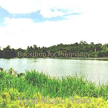 Backdrop for Pregnancy
