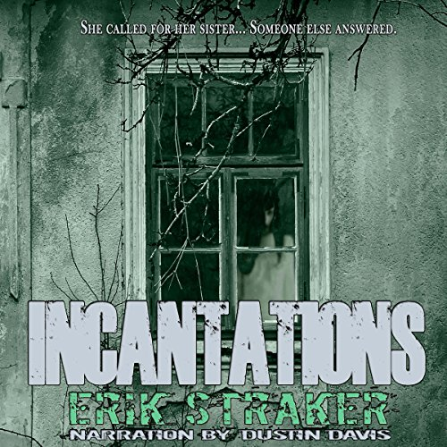 Incantations audiobook cover art