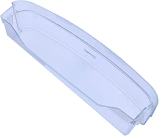 Clear, 466 x 296mm SPARES2GO Flexi Plastic Salad Crisper Cover Shelf Compatible with Samsung Fridge Freezer