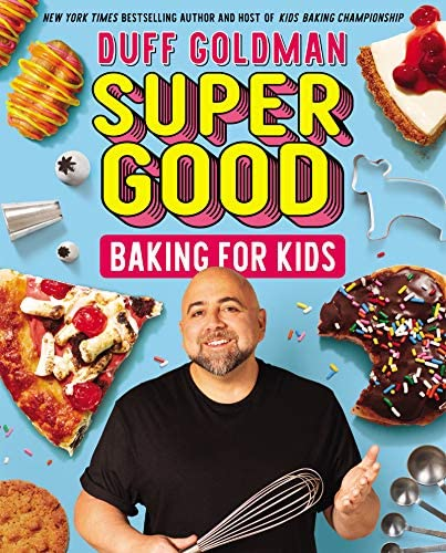 Super Good Baking for Kids product image