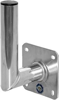 comprar comparacion Satix 00-6300 Accesorio para Montaje en Panel Plano - Accesorio para Soportes (Acero Inoxidable, Aluminio)