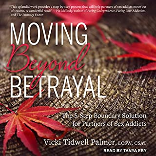 Moving Beyond Betrayal cover art