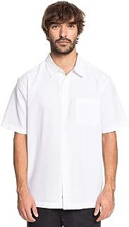 Quiksilver Waterman Men's Centinela 4 Woven, White 2, X-Large