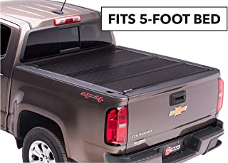 BAKFlip G2 Hard Folding Truck Bed Tonneau Cover | 226506 | Fits 05-20 NISSAN Frontier 5' Bed