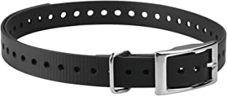 Garmin 3/4-Inch Black Collar Strap for Garmin Delta Series