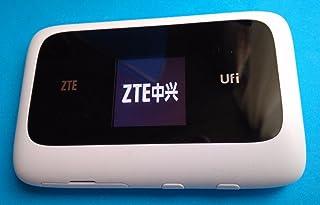 Zte ZTE MF910 portable Hotspot 2,4 GHz / 5 GHz mobiles WiFi Gerät 3G / 4G Router für Tablet Laptop Notebook LTE bis zu 10...