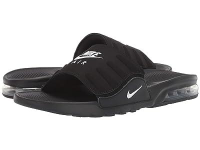 Nike Air Max Camden Slide (Black/White) Men