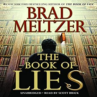The Book of Lies cover art