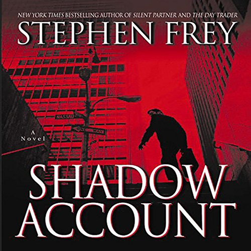 Shadow Account audiobook cover art