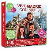 Njoy Experiences - Caja Regalo - Vive Madrid con NIÑOS