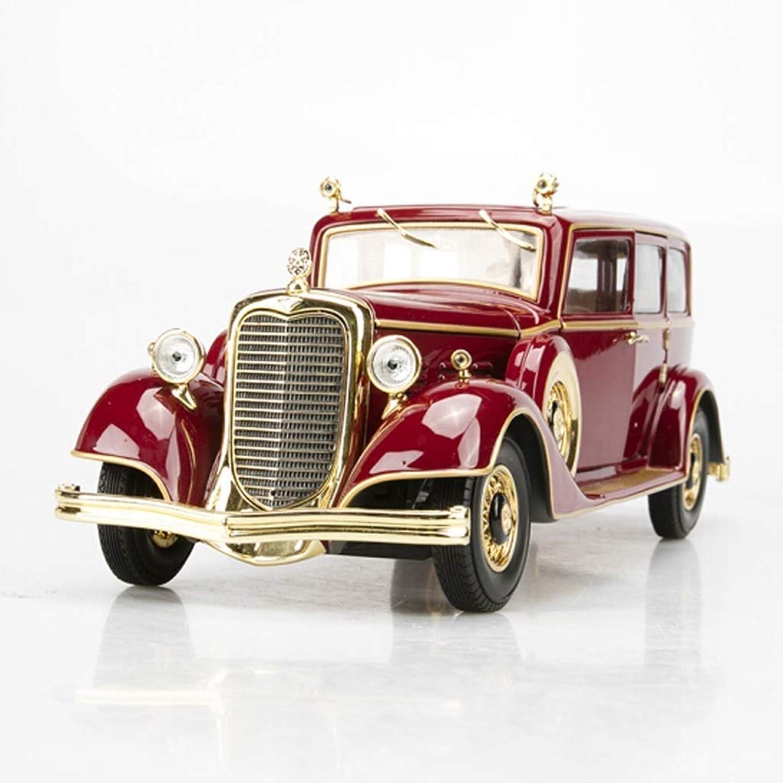 almacén al por mayor KaKaDz KaKaDz KaKaDz Wei KKD Escala Modelo Simulación Vehículo 1 18 Cadillac aleación Modelo de Coche Deportivo Modelo de Coche de Juguete de los Niños de Metal Regalo de cumpleaños del Coche ( Color   rojo )  Seleccione de las marcas más nuevas como