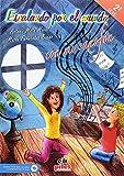 Escalando por el mundo con mi saxofón 2º E.E.E.E.+cd