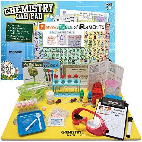Ben Franklin Toys Chemistry Lab Kit
