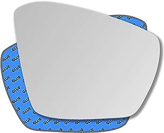 Right Off Driver Side Blind Spot Stick On Mirror glass #ChKalos02-08-RWA
