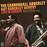 Original Jazz Classics: What Is This Thing Called Soul? - annonball Adderley