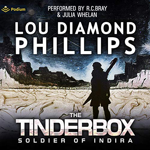 The Tinderbox: Soldier of Indira cover art