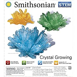 Smithsonian Crystal Growing Gem Like