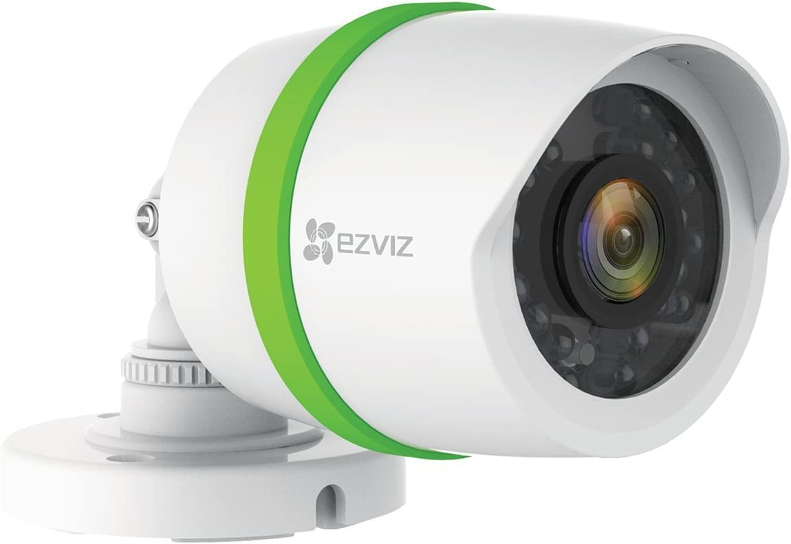 EZVIZ FULL HD 1080p Video Security Camera with Night Vision and Motion Detection