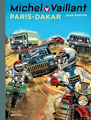 Michel Vaillant - tome 41 - Michel Vaillant 41 (rééd. Dupuis) Paris-Dakar