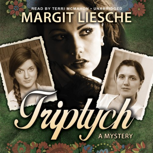 Triptych audiobook cover art