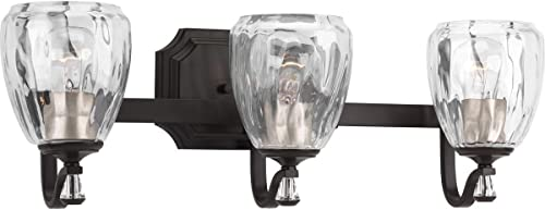 discount Progress Lighting P300118-020 Anjoux Bath lowest & high quality Vanity, Bronze outlet online sale