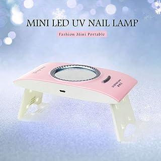 FAFY 12W LED De Secado Rápido UV Lámpara De Secado De Uñas Máquina De Secado De Esmalte De Uñas Curado con Luz UV Inteligente Detección Automática con 60s, Interfaz USB