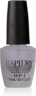 OPI Rapidry Top Coat, 15ml