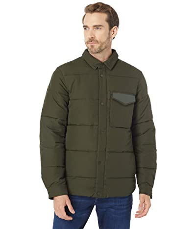 Scotch & Soda Water-Repellent Shirt Jacket with Repreve(r) Filling