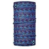 Buff National Geographic - Pauelo multifuncional tubular, unisex, color azul (cordes), talla nica