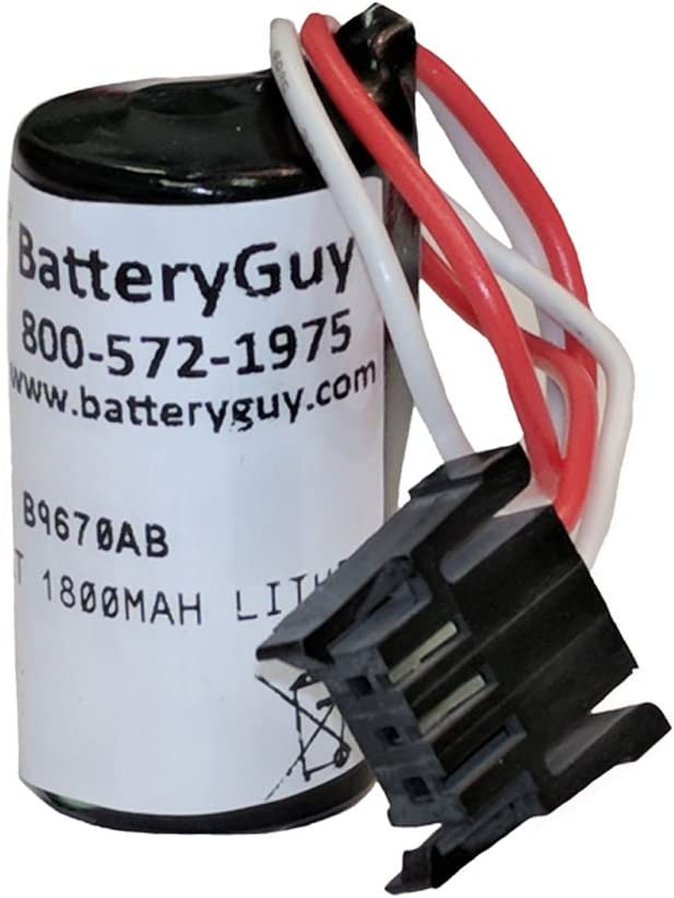 BatteryGuy B9670AB Replacement for 94194801-REV New New Orleans Mall Shipping Free The Battery C