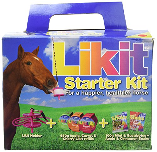 Likit 5037648001279 Starter KIT - RED - LIK0655