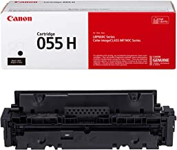 Canon Genuine Toner, Cartridge 055 Black, High Capacity...