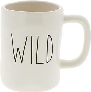 Rae Dunn by Magenta WILD Ceramic LL Coffee Mug