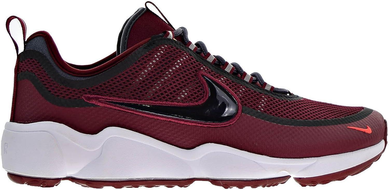 Nike Zoom Spiridon Ultra herrar herrar herrar skor Team röd  Dark grå  Bright Crimson  svart 876267 -600  billig försäljning