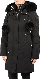 Moose Knuckles Women's Stirling Parka with Fur Pom